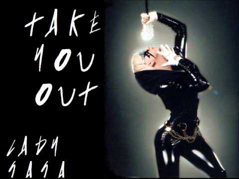 Lady Gaga - Take you out lyrics