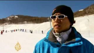 China eyes hosting the Winter Olympics