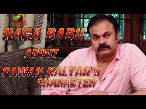 Pawan Kalyan Loves Society First and Family Next, says Naga Babu @ Q & A - Part 4
