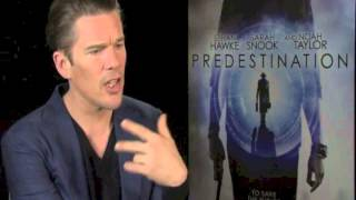 Nonton Predestination (2014) Interview with Ethan Hawke Film Subtitle Indonesia Streaming Movie Download