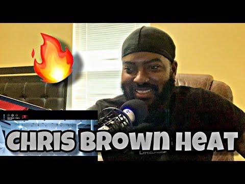 Chris Brown - Heat (Official Video) ft. Gunna (REACTION) 🔥