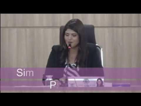 Sessão Ordinária 26/03/2018