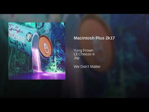 Macintosh Plus 2k17