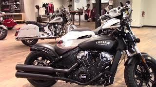 8. 2019 Indian Motorcycle INDIAN SCOUT BOBBER ABS - New Motorcycle For Sale - Elyria, Ohio
