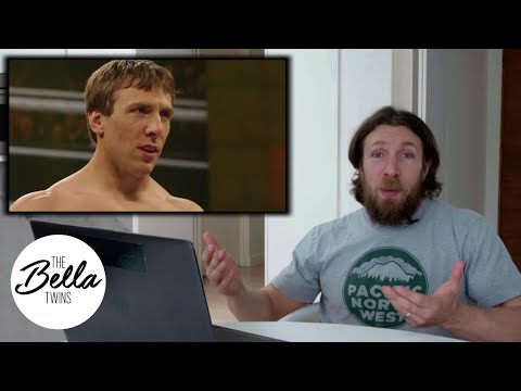 Daniel Bryan, one of the biggest stars of the wrestling world, watches his first televised match in WWE and give narration of his thought process throughout it.