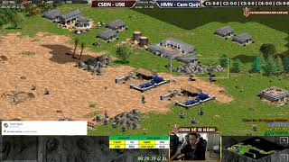 2vs2 Random | CSĐN - U98 vs HMN - Cam Quýt | Ngày 18-11-2018. BLV: Hải MariO