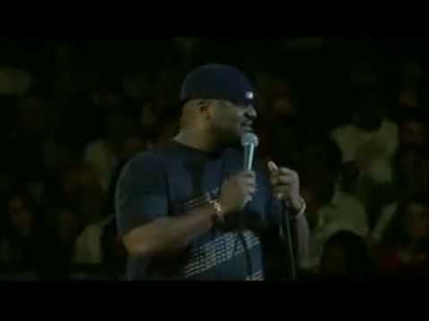 Aries Spears On Shaq Ced's All Star Comedy Show! Does Denzel Washington Impersonation