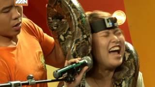 YANTV - TÔI DÁM HÁT - Phạm Quỳnh Anh VS Trịnh Thăng Bình