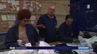 Recyclage Ecocitoyen au 19/20 de France 3 - Une autre idée du recyclage