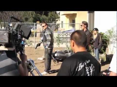Sons of Anarchy Season 5 (Behind the Scene)
