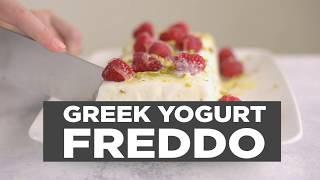A Greek Yogurt Healthy-Freddo with Berries to Satisfy Your Sweet Tooth by Tastemade