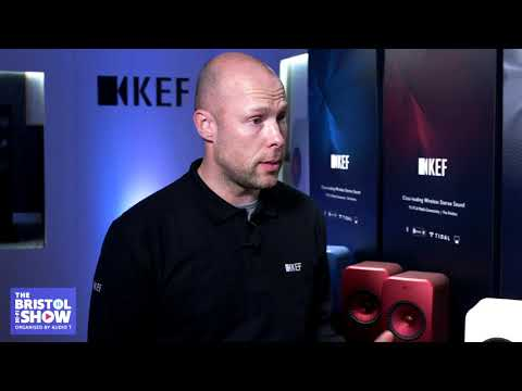 KEF LSX Wireless Loudspeakers At The Bristol Hi-Fi Show