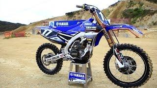 10. Motocross Action tests Cooper Webb's Factory Yamalube Star Racing Yamaha YZ250F