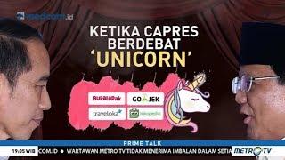 Download Video Ketika Capres Berdebat 'Unicorn' MP3 3GP MP4