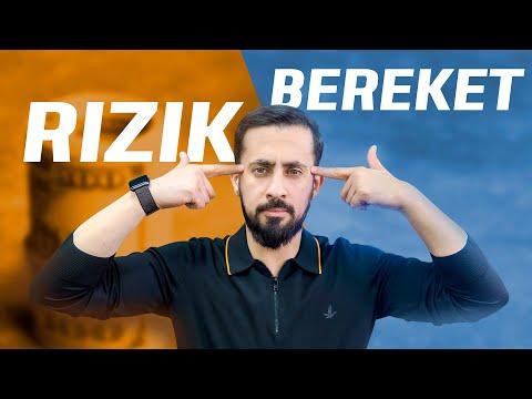RIZIK BOLLUK BEREKET İÇİN UYGULA - Rızık Ecel Muayyen | Mehmet Yıldız