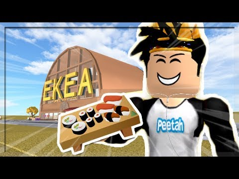 OPENING UP A JAPANESE RESTAURANT IN ROBLOX!