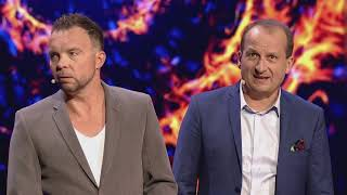 Skecz, kabaret = Kabaret Moralnego Niepokoju i Kabaret Na Koniec Świata - Tatarzy (Opolska Noc Kabaretowa 2017 - 800 lat Opola)