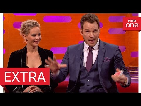 Chris Pratt s Epic Card Trick Fail