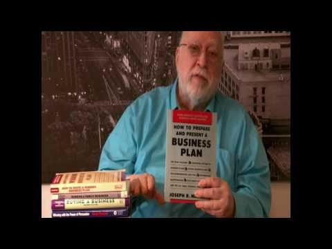 How to Write a Winning Business Plan Joe Mancuso, CEO Clubs