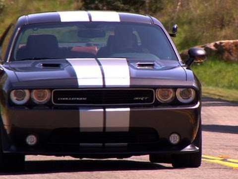 challenger - http://cnet.co/10BsiAK A member of the pony car stable with undeniable style - and a need for a tech refresh.