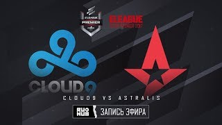 Cloud9 vs Astralis - ELEAGUE Premier 2017 - map1 - de_mirage [yXo, Enkanis]