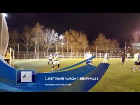 Clicktogain supera a Alfa Microgés y avanza a semifinales
