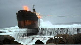 Video The Re-floating of the MT Phoenix tanker MP3, 3GP, MP4, WEBM, AVI, FLV Agustus 2018
