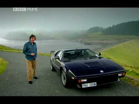 BMW M1 (Top Gear) HQ (видео)