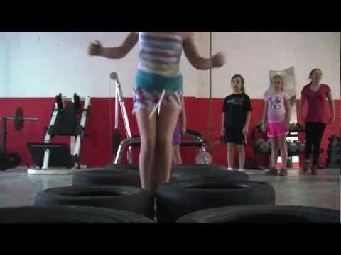 Kids Fitness Program