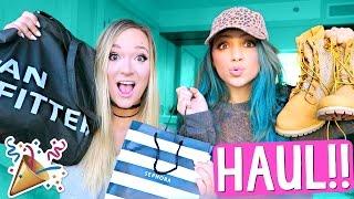 HUGE CLOTHING HAUL!!! by Alisha Marie Vlogs