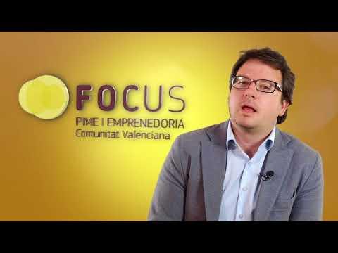 Juan Pablo Torregrosa, técnico del CEEI Valencia en Focus Pyme  Baix Vinalopó 2018[;;;][;;;]