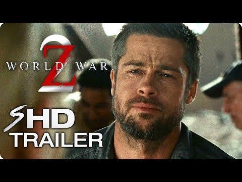 WORLD WAR Z 2 Teaser Trailer Concept (2021) Brad Pitt Zombie Movie HD