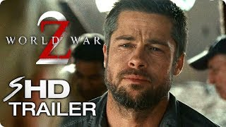 Nonton World War Z 2 Teaser Trailer  1  2019  Brad Pitt Concept Zombie Movie Hd Film Subtitle Indonesia Streaming Movie Download