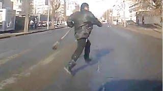 Идущие напролом или бессмертные пешеходы ч.3