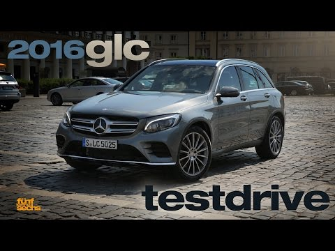Video: Mercedes-Benz GLC Testfahrt