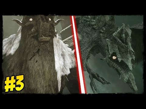 Barba e Avion - Ep. #3 - Shadow Of the Colossus [Ps4 Pro ITA]