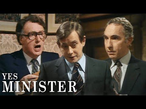 A Scandal! | Yes, Minister | BBC Comedy Greats