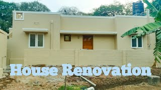25 years old house renovation before and after videos // Old house renovation // House renovation