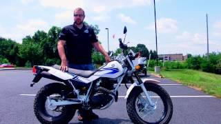 5. 2012 Yamaha TW200