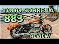 Harley Davidson 883 Superlow  Review En Espa Ol   Blitz Rider