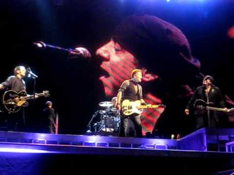 Long Walk Home - - Bruce Springsteen Giants Stadium New Jersey October 9, 2009
