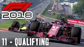 F1 2018 Multiplayer w/ Beef & Cone [21] Which Germany?