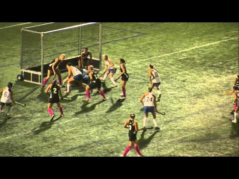 Field Hockey Highlights: Stevenson vs. Widener