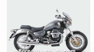 7. Moto Guzzi California Titanium - Specs & Walkaround