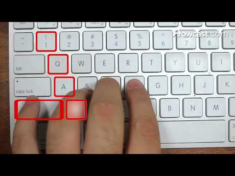 how to type n laptop