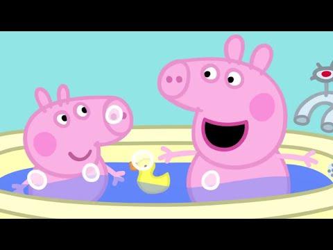 Свинка Пеппа на русском все серии подряд | 2 сезон 14-25 серия (60 минут) - Мультики (видео)