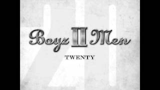 Boyz II Men - So Amazing (TWENTY Album)
