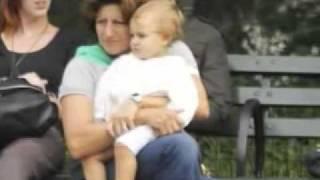 Roger and Mirka Federer's twins Charlene Riva and Myla Rose.