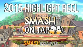 Smash On Tap 2015 Highlight Reel – Toronto Smash Bros.