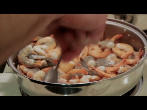 Betting big on shrimp in Vegas